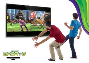 Jugando con Kinect